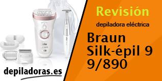Braun Silk-épil 9 9/890 – Opiniones