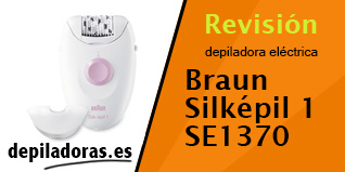 Braun Silképil 1 SE1370 – Opiniones