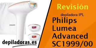 Philips Lumea Advanced SC1999/00 – Opiniones