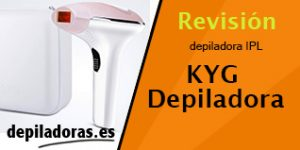 revision KYG Depiladora