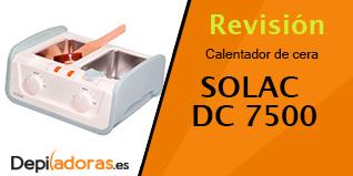 Solac DC7500 – Opiniones